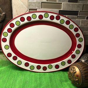 COPY - Christmas sprinkles platter by celebrating…
